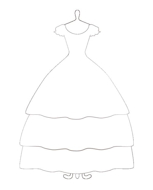 Wissenswertes über Brautkleider | Schnittformen, Halsausschnitte & mehr