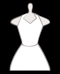 Kleid Queen Anne
