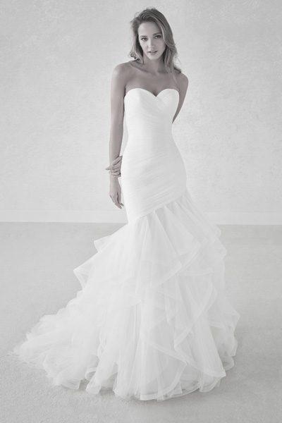 Brautkleid Meerjungfrau - Florette
