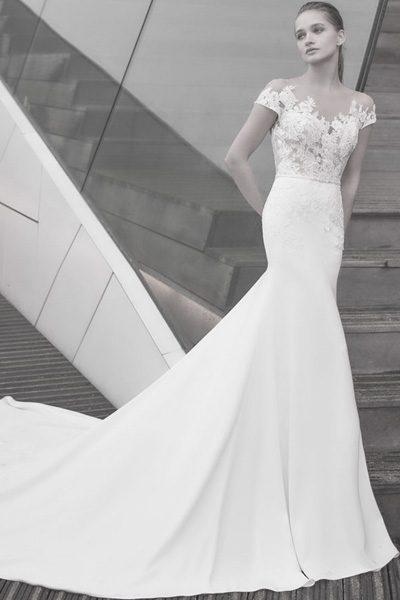 Brautkleid Beth - Le Papillon