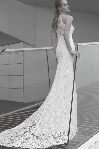 Vintage-Kleid - Brautmode
