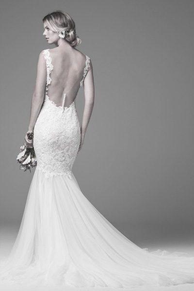 Hochzeitskleid Schnitt Meerjungfrau