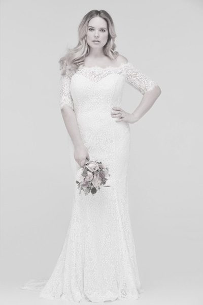 Savannah wedding dress by W-Too