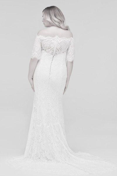 Hochzeitskleid xl W-Too
