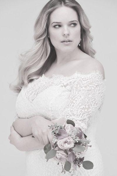 Brautkleid curvy bridal