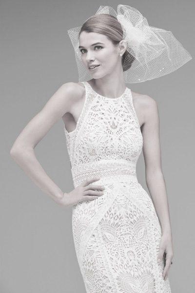wedding dress grobe Spitze
