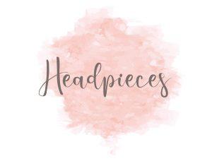 Headpieces - Haarschmuck für die Braut