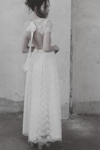 """Brautkleid """"Luna"""" von Nadia Manzato"""
