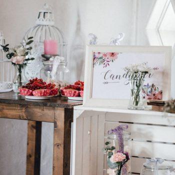 Candybar für Hochzeit