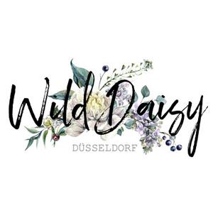 Logo Wild Daisy - Hochzeitsfloristik