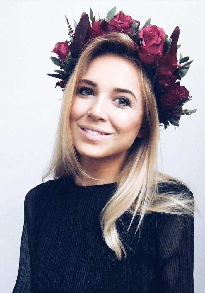 Lena von Wild Daisy - Blumendekoration für Hochzeiten