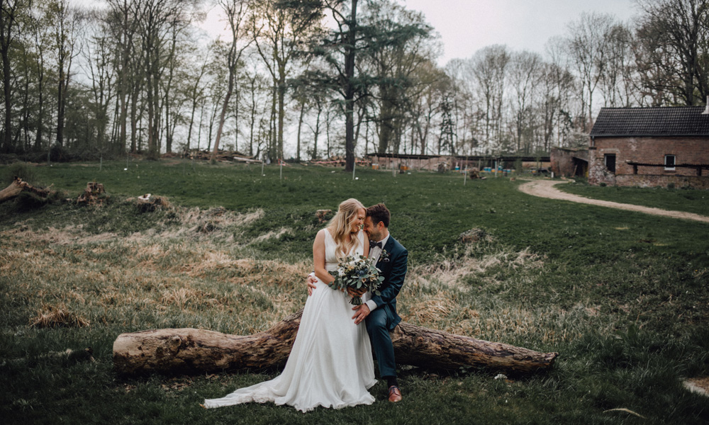 Hochzeit - Rustikal-Chic