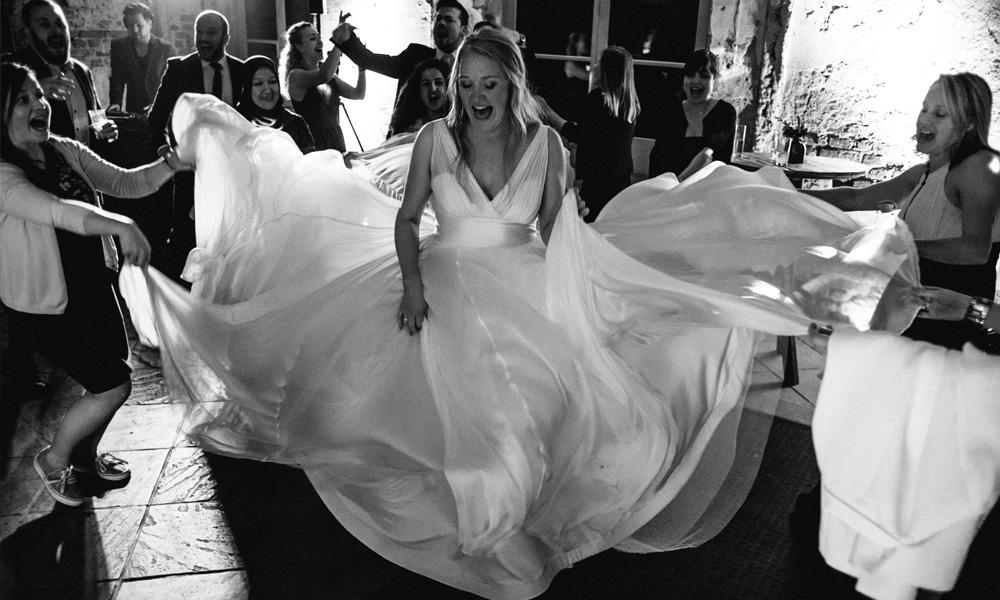 Brautkleid A-Linie