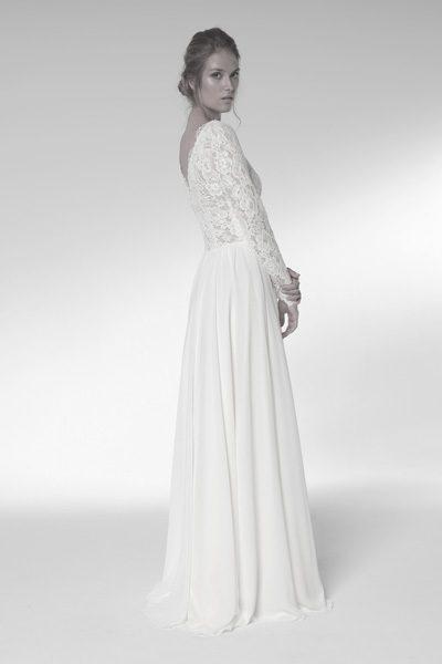 Vintage Brautkleid Alina