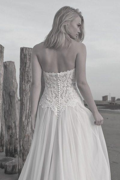 Brautkleid Modeca