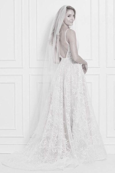 A-Linie - Hochzeitskleid