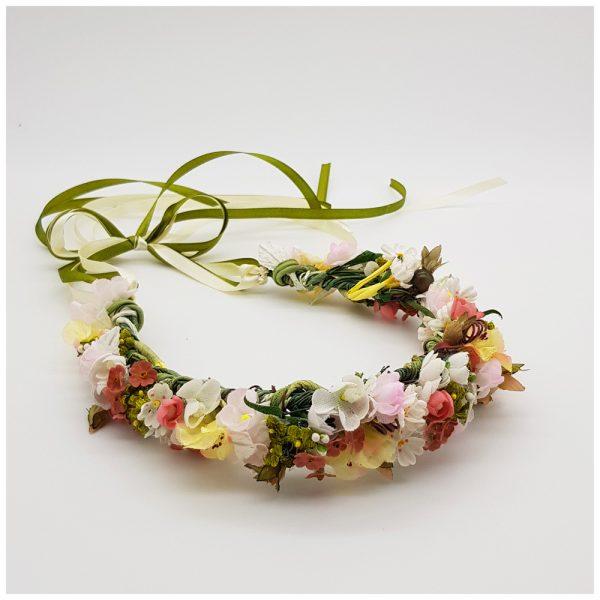 Flowercrown helle Töne