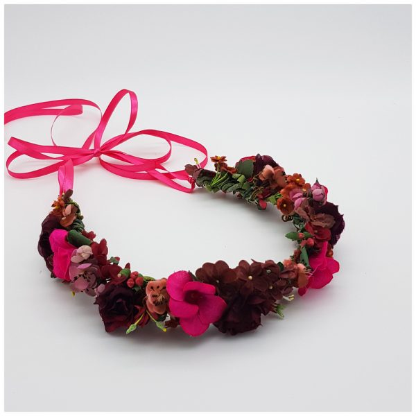 Flowercrown Vicky Berry