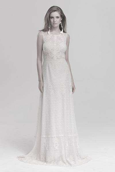 Brautmode - Moderne, junge Kleider