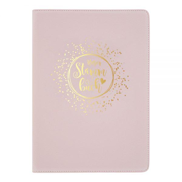 Stammbuch rosa