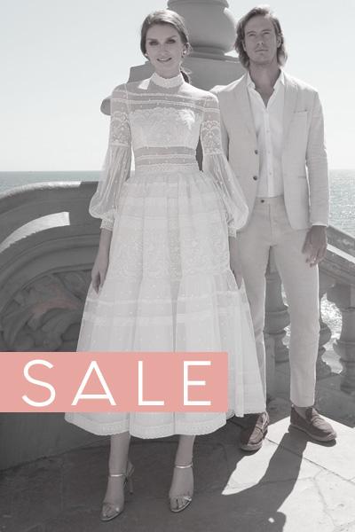 Hochzeitskleid SALE - Boho, Vintage, moderne Braut