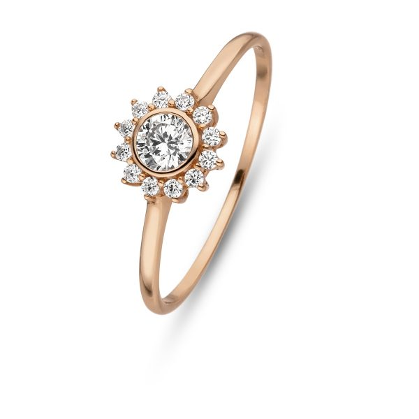 Ringe für die moderne und junge Braut